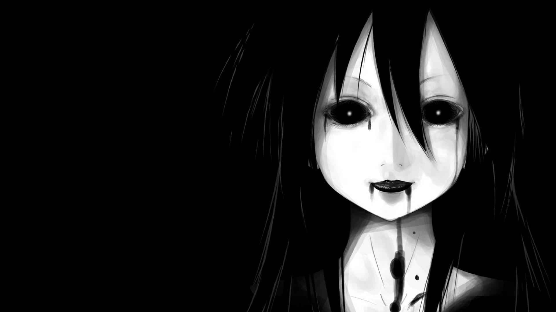 Anime Dark Wallpaper