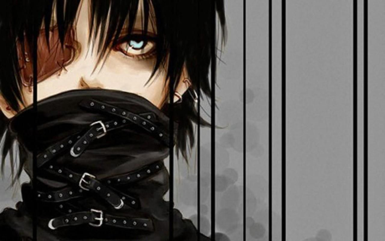 Emo Anime Boy Cool Wallpaper Download - Emo Anime Boy Cool
