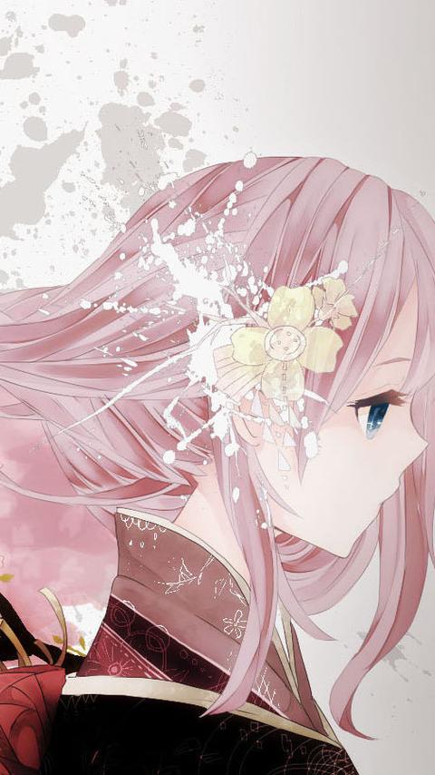 Anime Mobile Wallpaper - WallpaperSafari