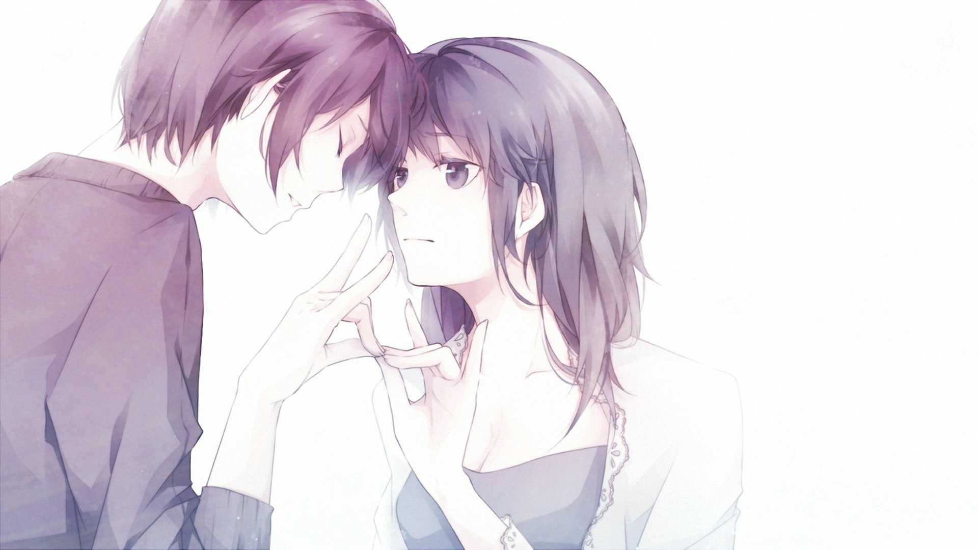 ZY 43 Anime Couple Wallpaper, Anime Couple Full HD Pictures and