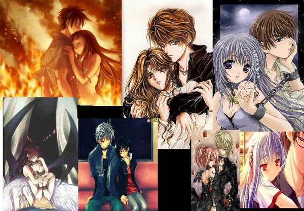 69 anime couples wallpaper Pictures