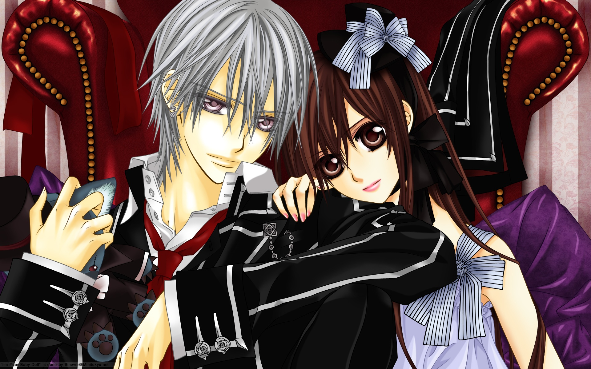 Anime Couple HD Wallpaper - WallpaperSafari