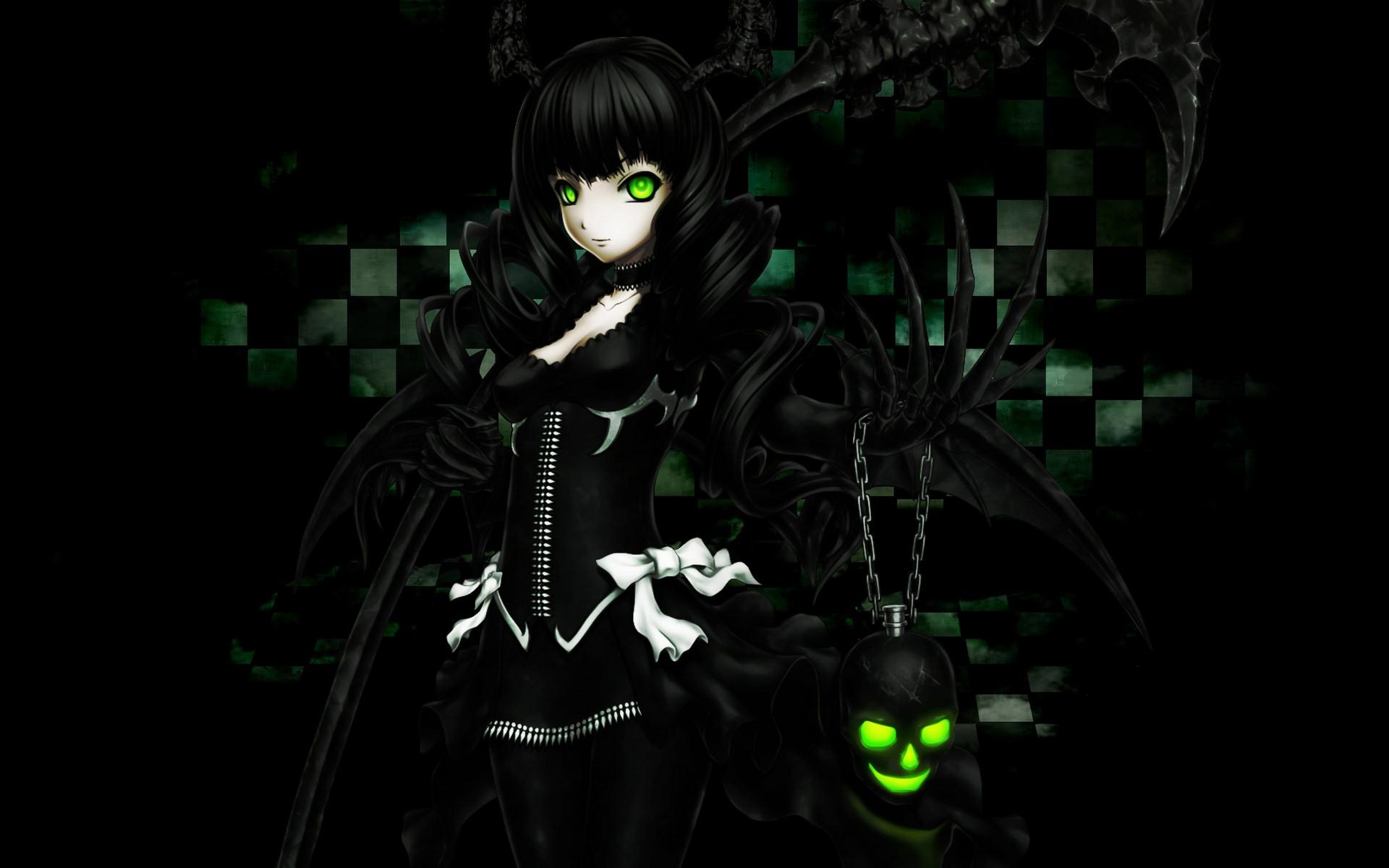 Cool Dark Anime Wallpapers - WallpaperSafari