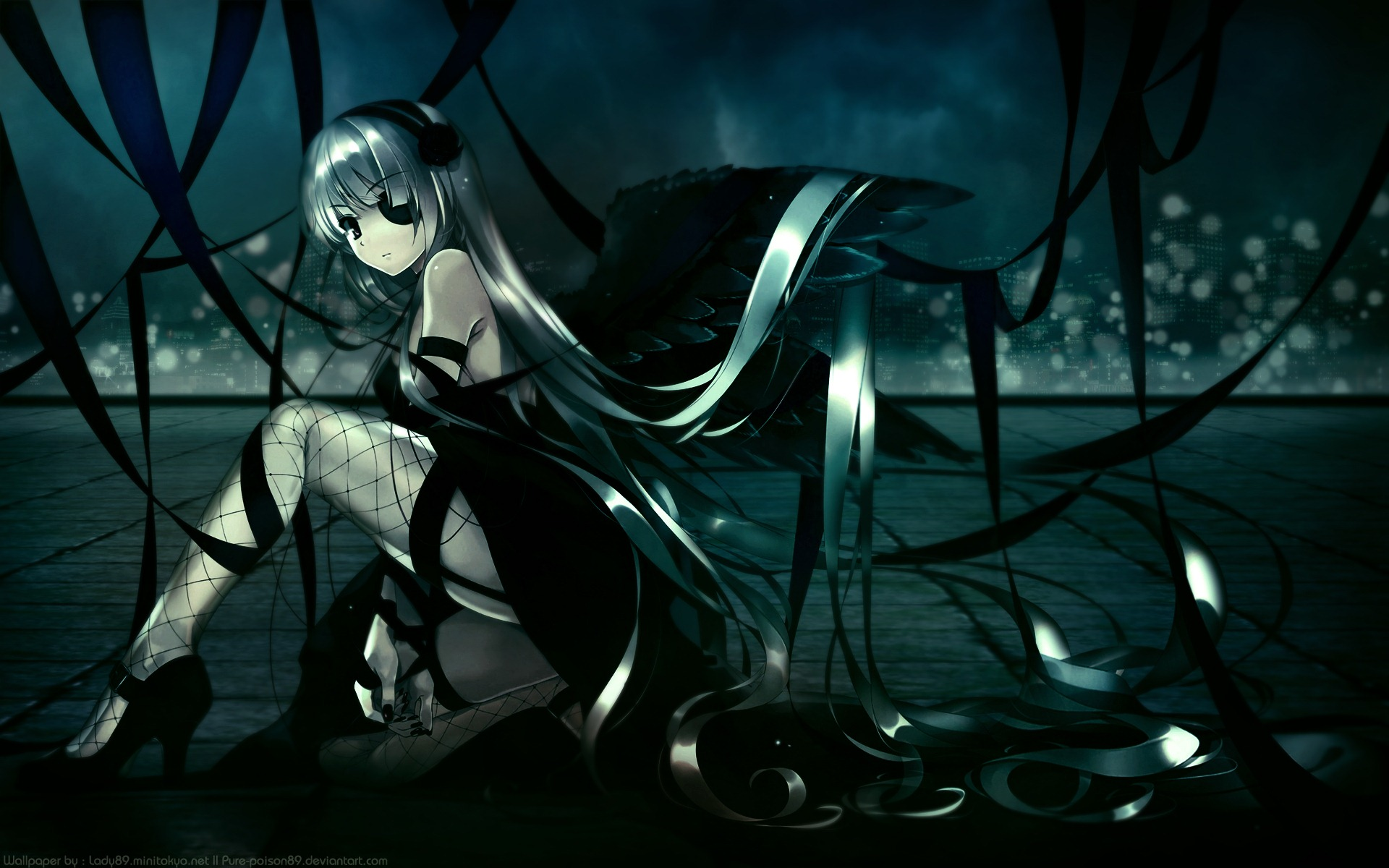 Download Dark Anime Wallpaper 1920x1200 | Full HD Wallpapers