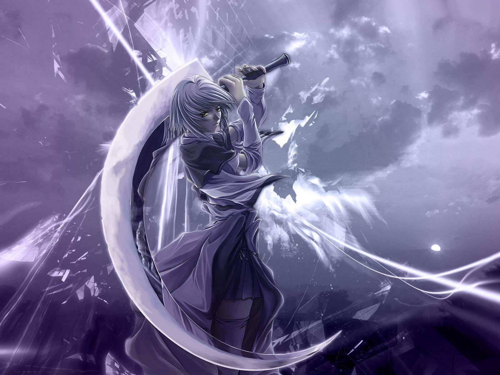 Desktop Wallpaper Anime - WallpaperSafari