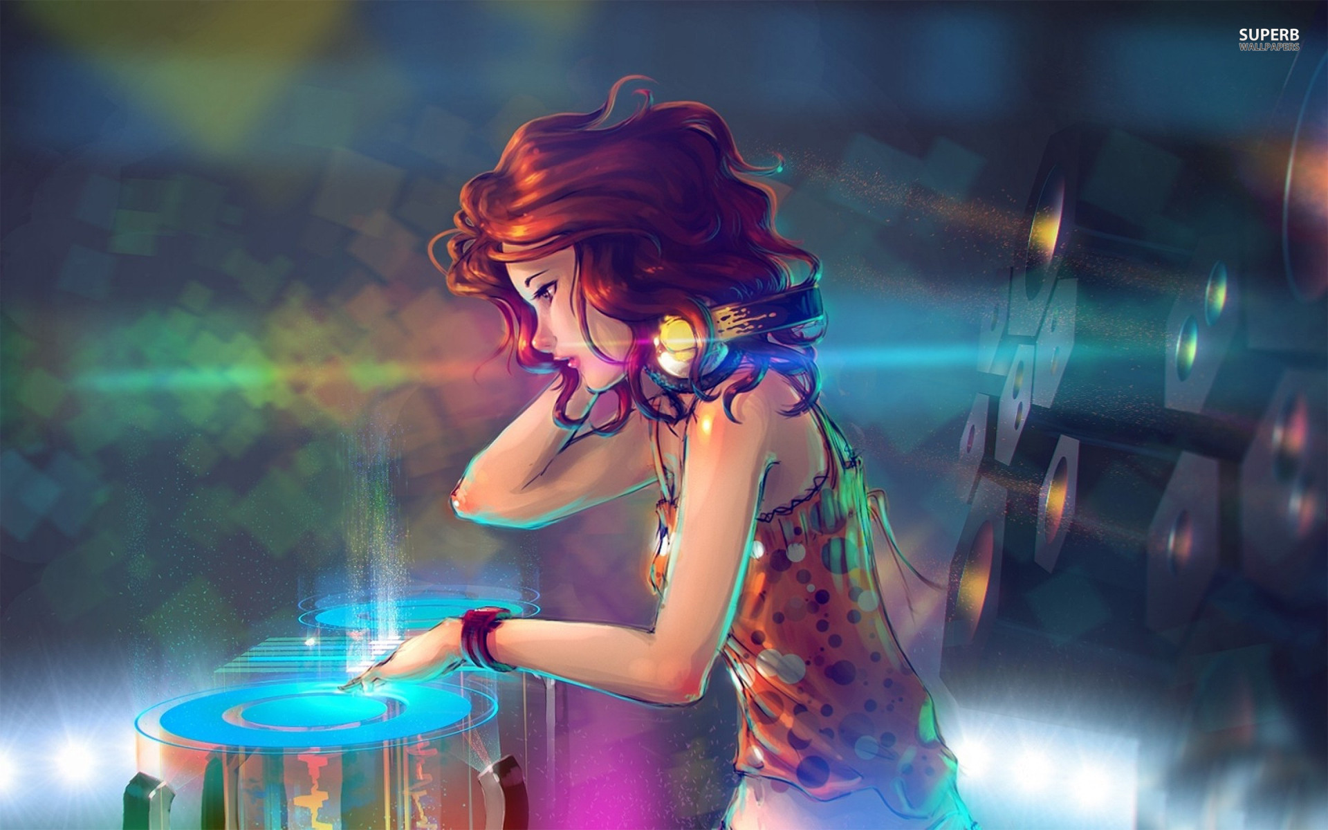 Woman DJ wallpaper | Wallpapers | Pinterest | Women's, Wallpapers