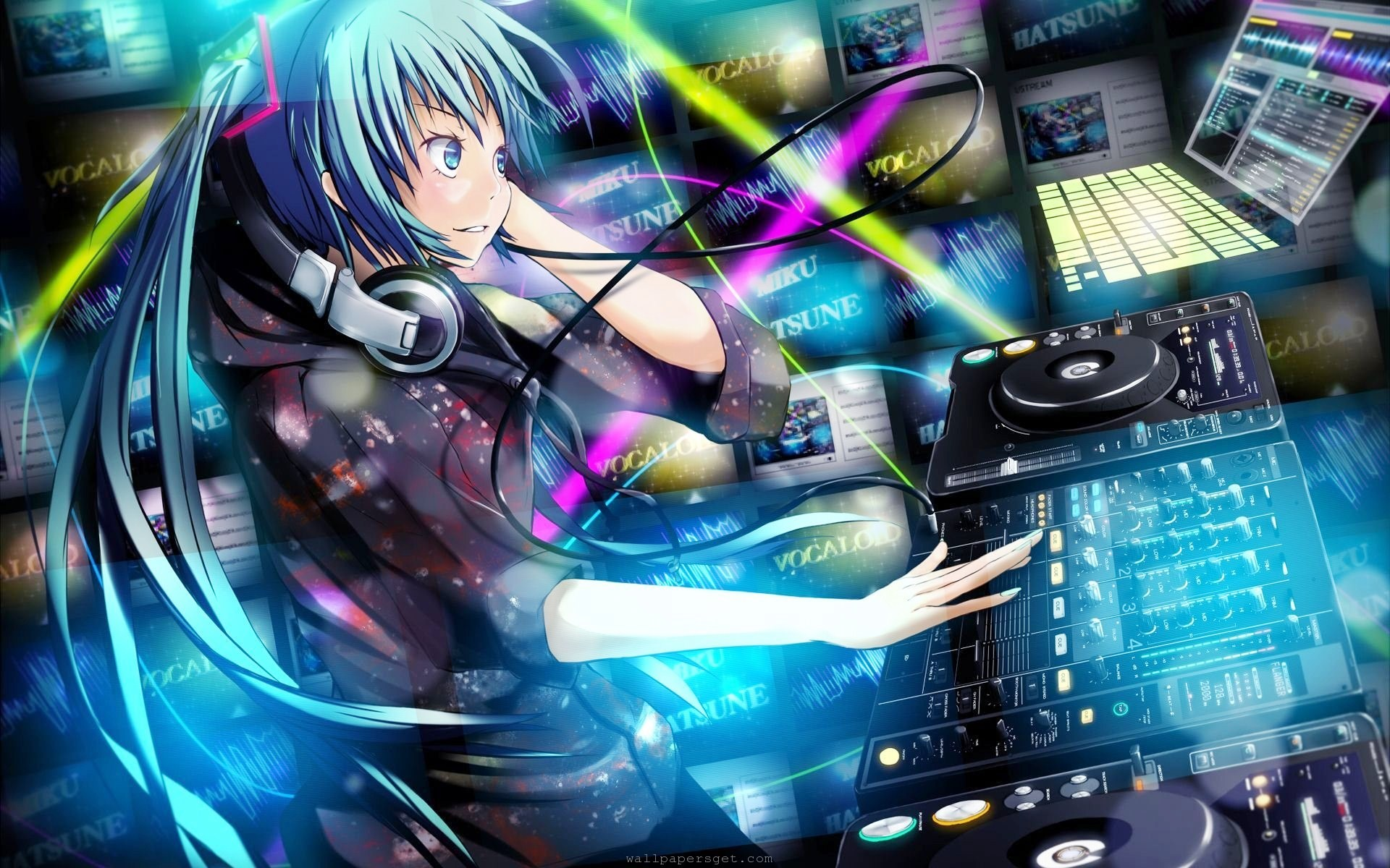 Anime / Manga Wallpapers Full HD Download - PixelMusicPixelMusic