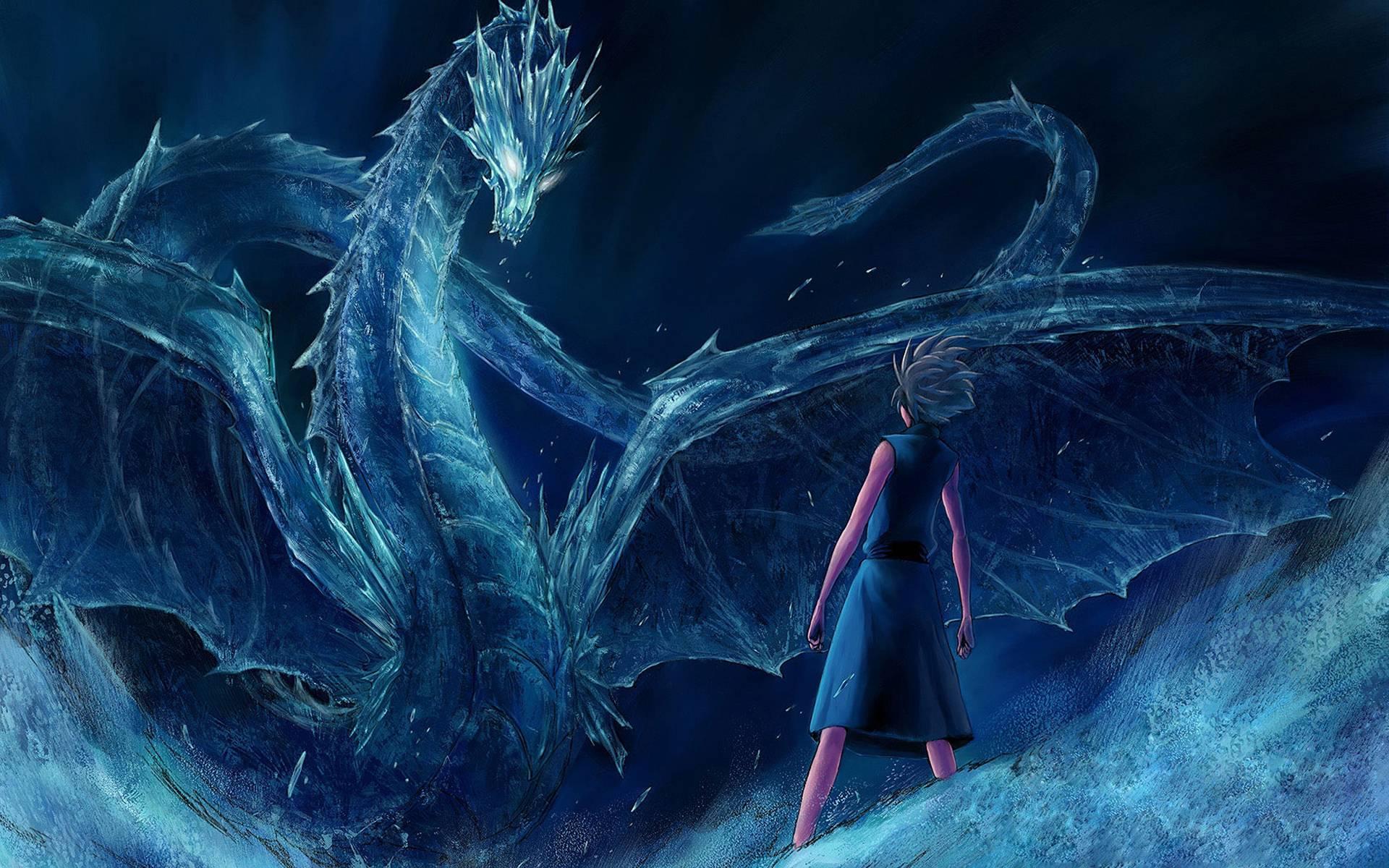 Anime Dragon Wallpapers - Wallpaper Cave