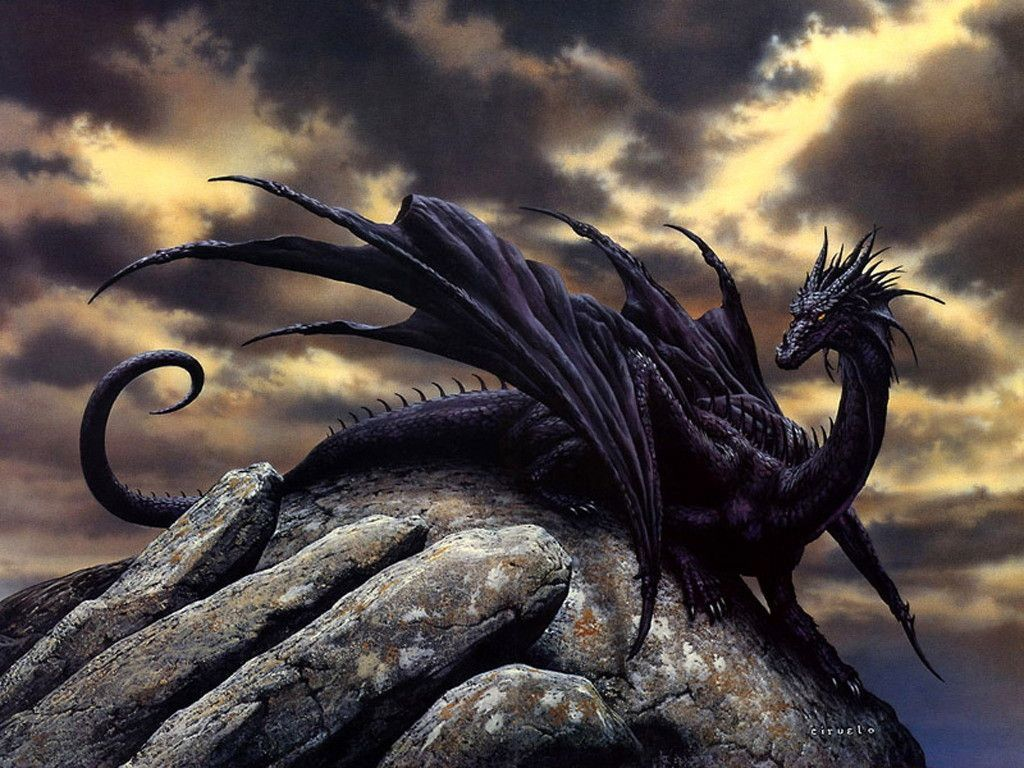Anime Dragon Wallpapers - Wallpaper Cave