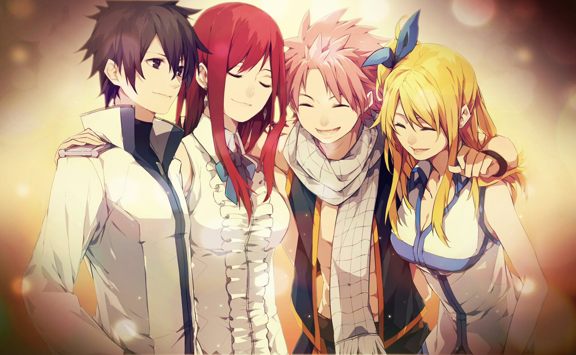 819 Fairy Tail HD Wallpapers   Backgrounds - Wallpaper Abyss