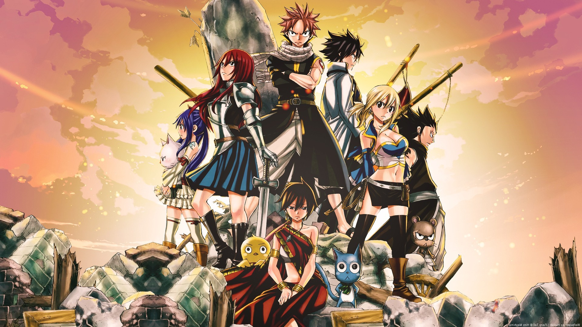 69 anime fairy tail wallpaper Pictures