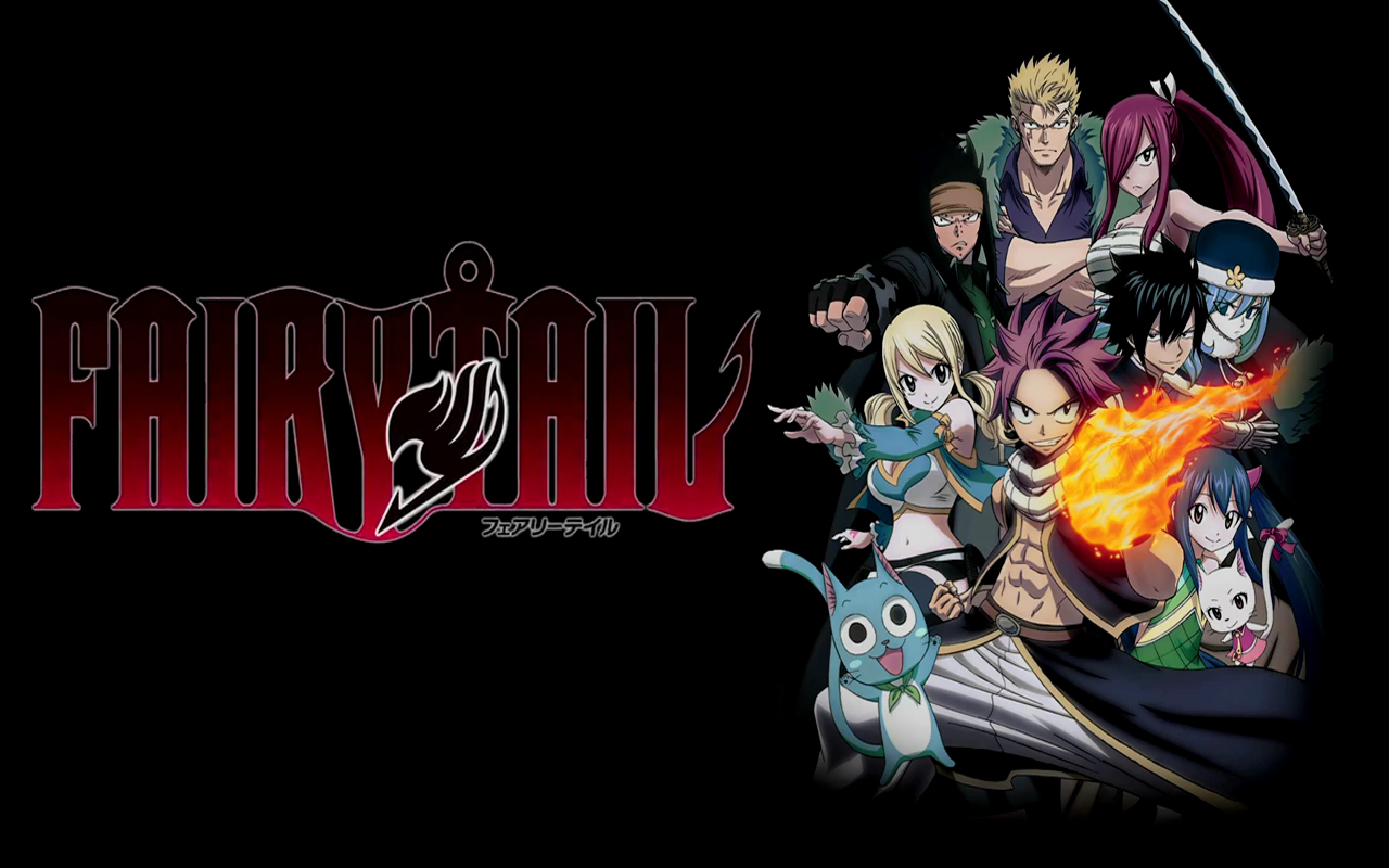 1000+ images about Fairy Tail Wallpaper on Pinterest   The arts