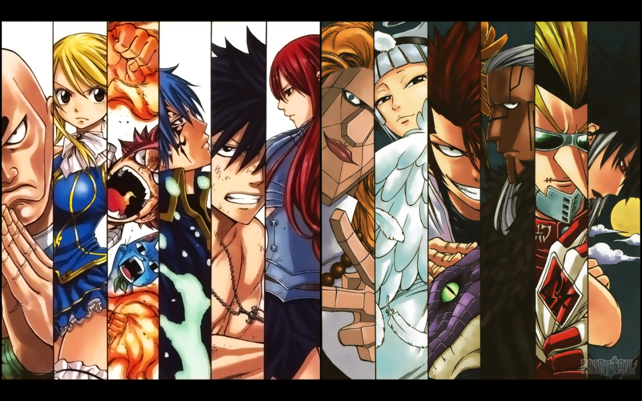 Fairy Tail HD Wallpapers and Backgrounds