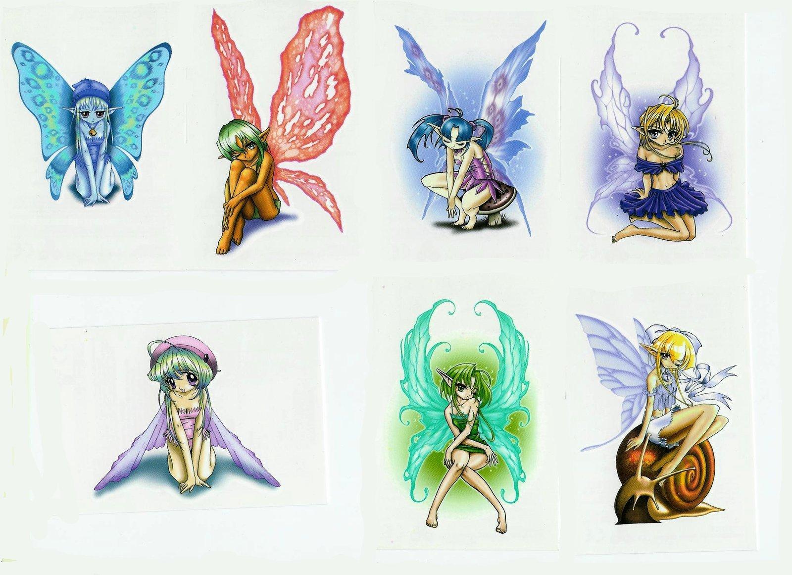 DeviantArt: More Like Anime Fairy Wallpaper 1 by Vernamon