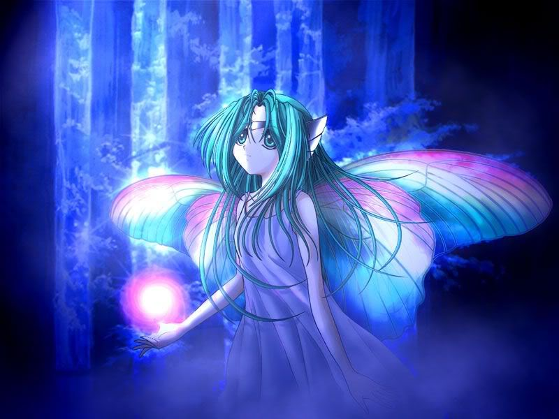 Wallpapers Of Angels And Fairies: fairies wallpaper