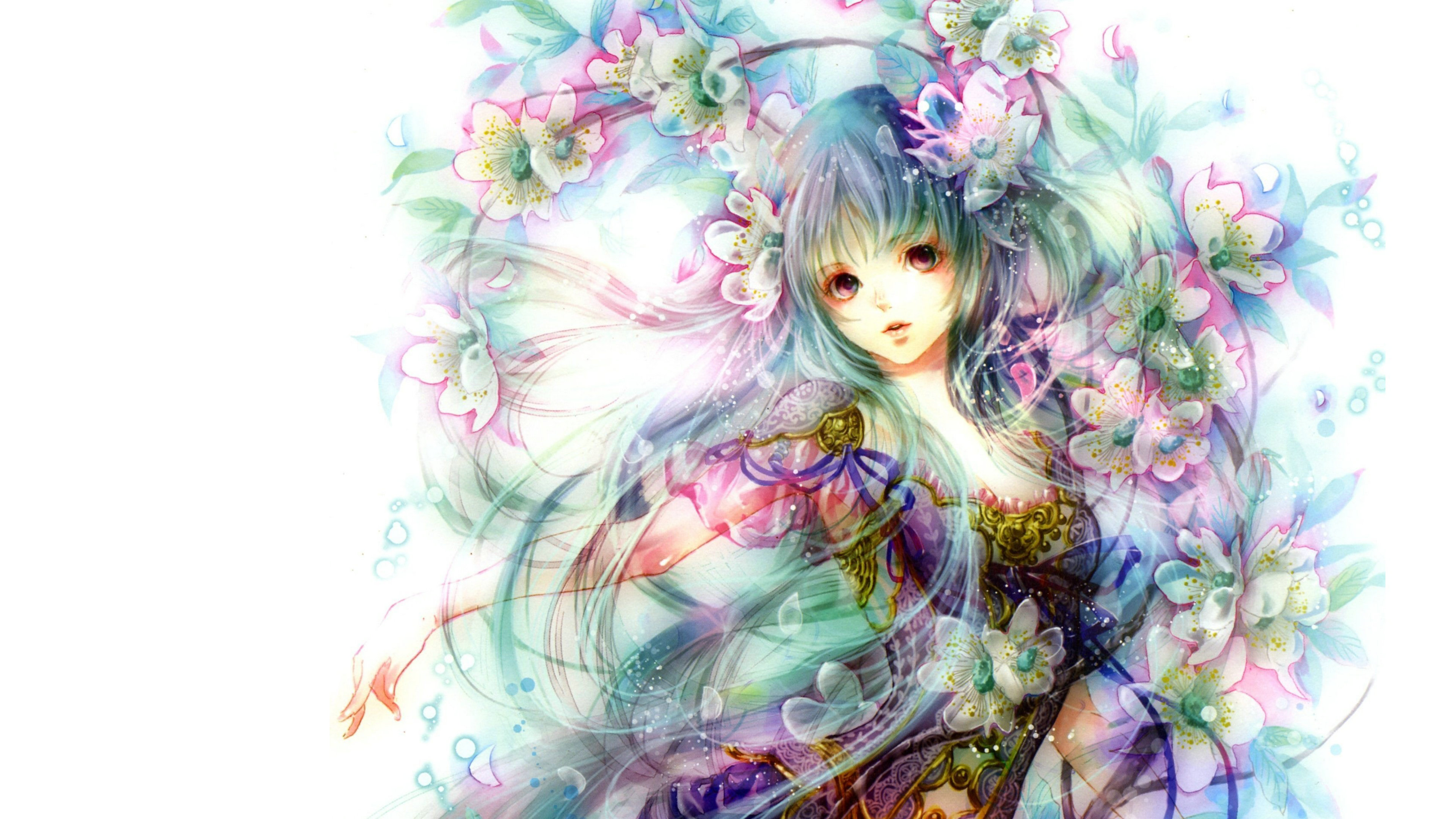 Anime Fairy Wallpaper