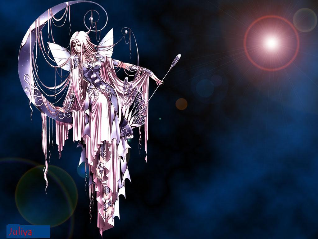 Anime Fairy Wallpaper