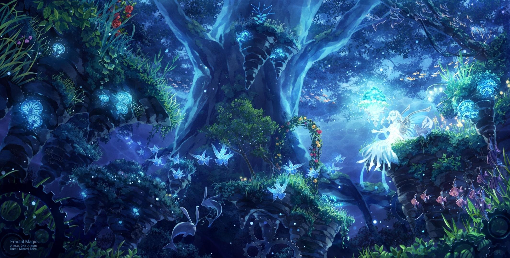 http://hdw datawallpaper com/anime/fantasy-forest-328633 jpg