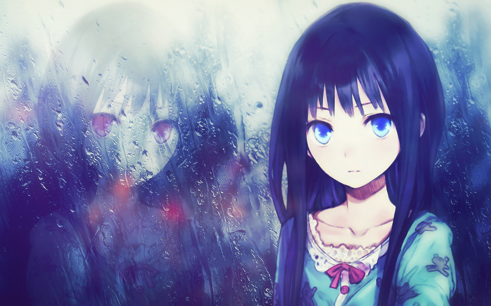 anime girl wallpaper