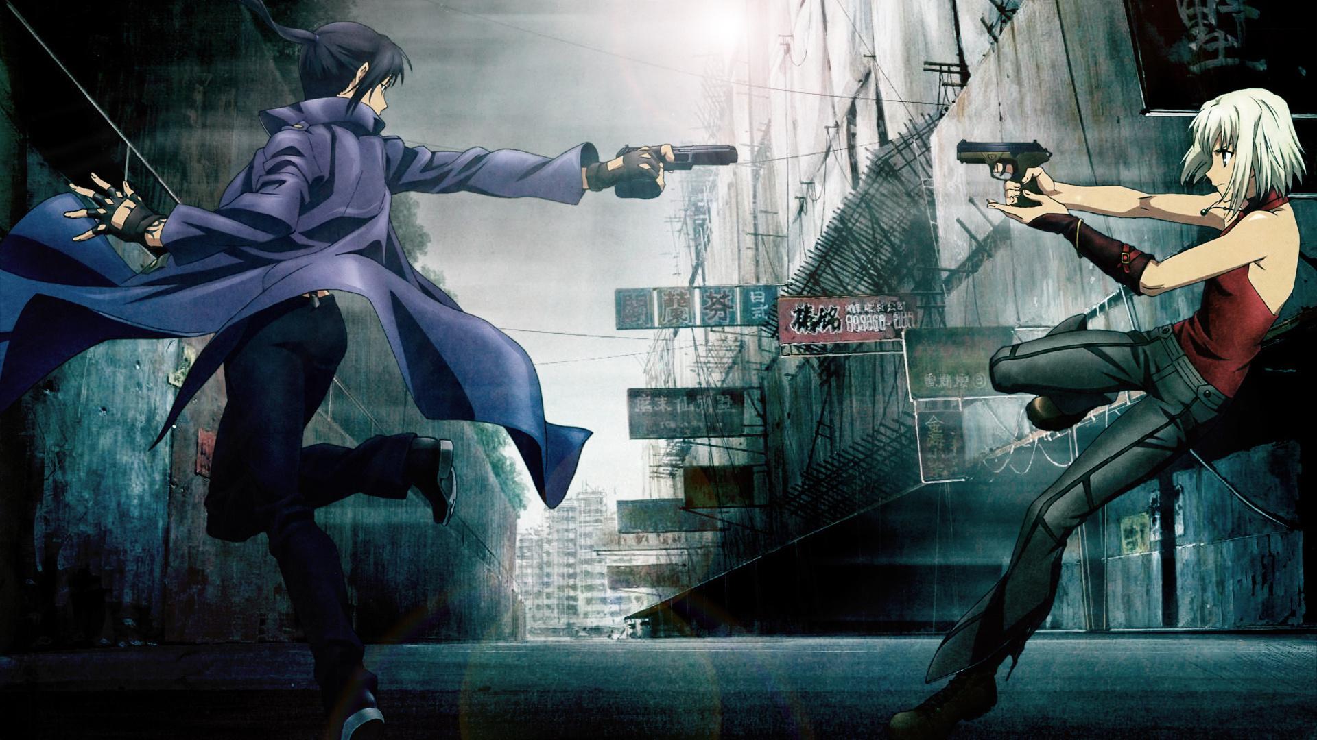 67 anime gun wallpaper Pictures