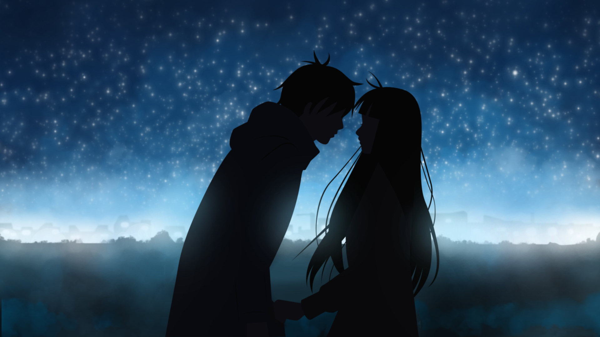 Romantic Anime Hd Wallpaper Loves #23748 Wallpaper | High
