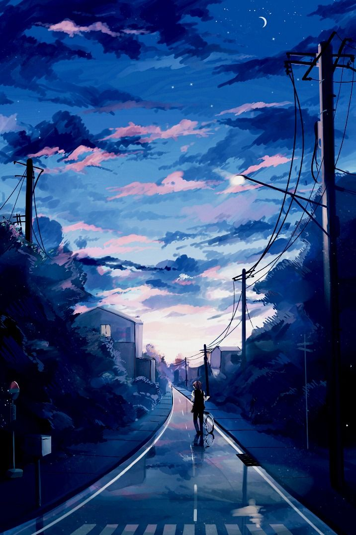 1000+ ideas about Anime Scenery on Pinterest | Anime art