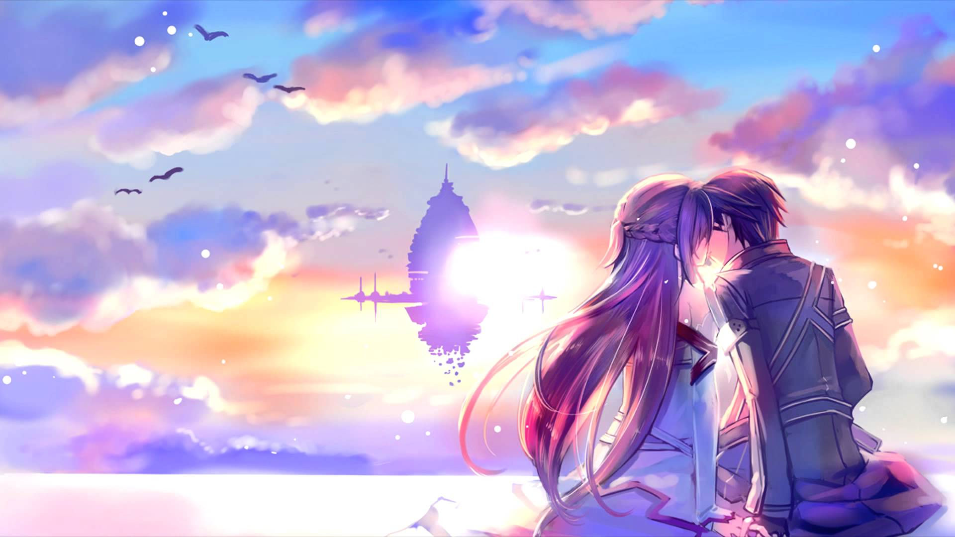 75 anime love backgrounds Pictures