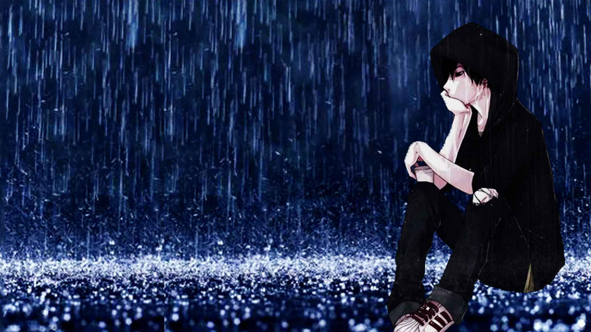 anime sad wallpaper - sf wallpaper