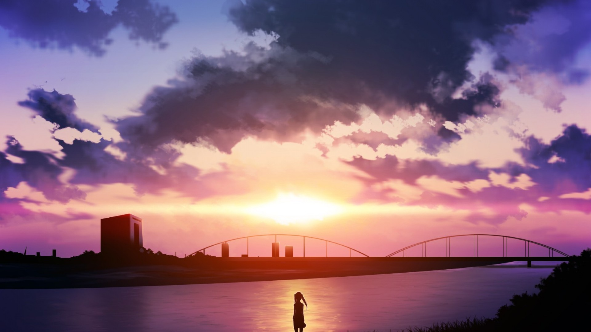 Anime Scenery Wallpapers - Obaasima com