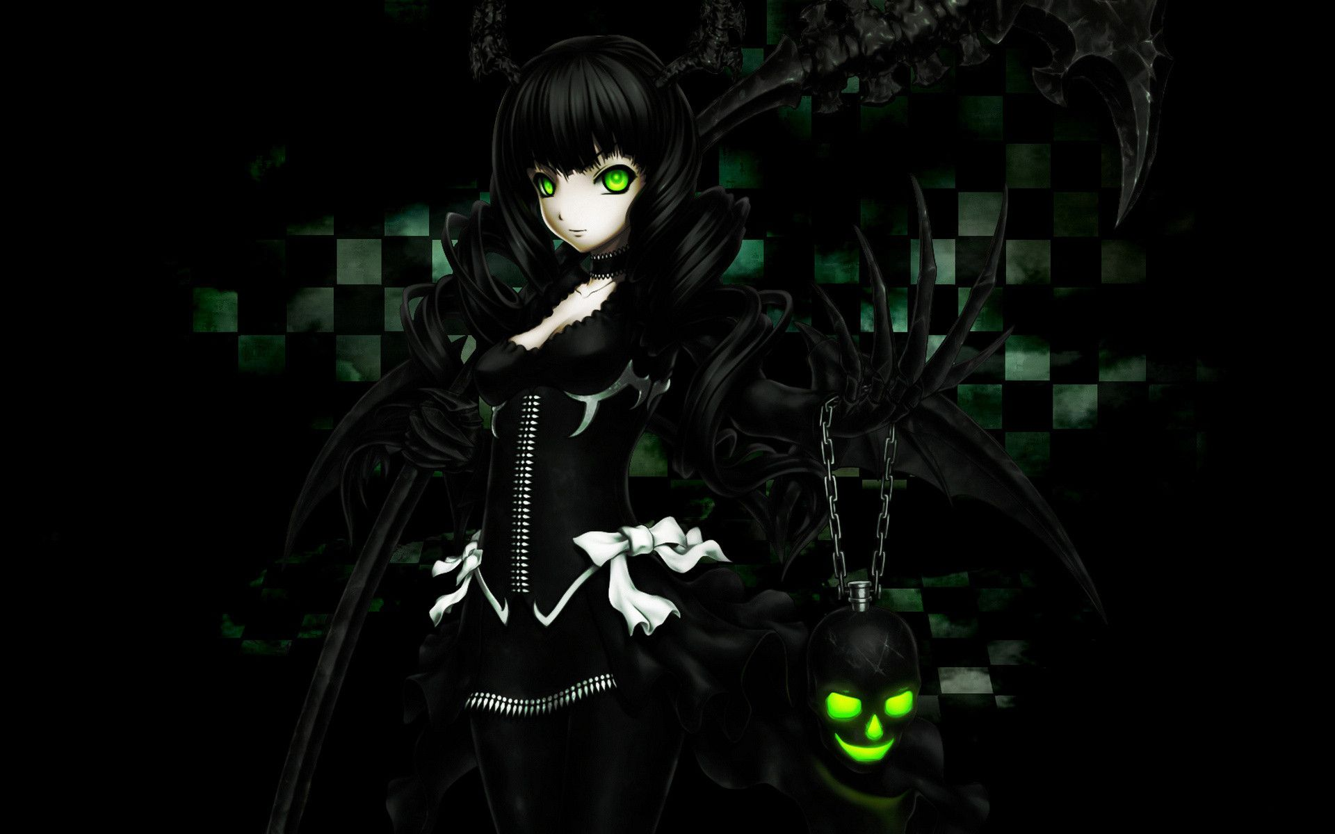 74 anime wallpaper black Pictures