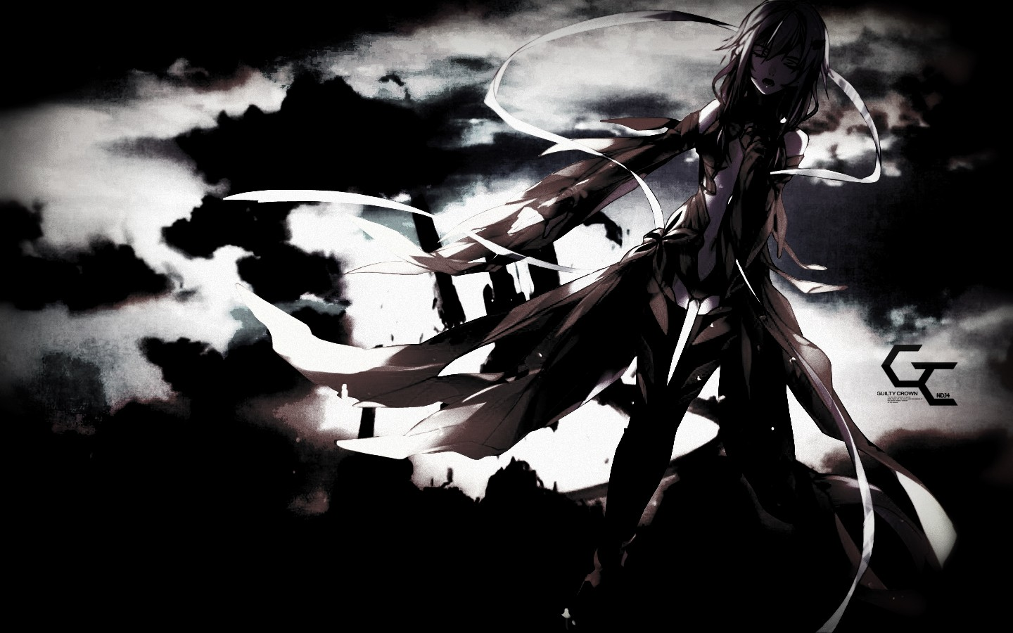 Dark Anime Wallpaper HD - WallpaperSafari