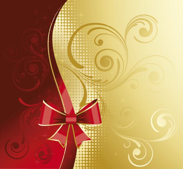 Golden anniversary background free vector download (43,856 Free