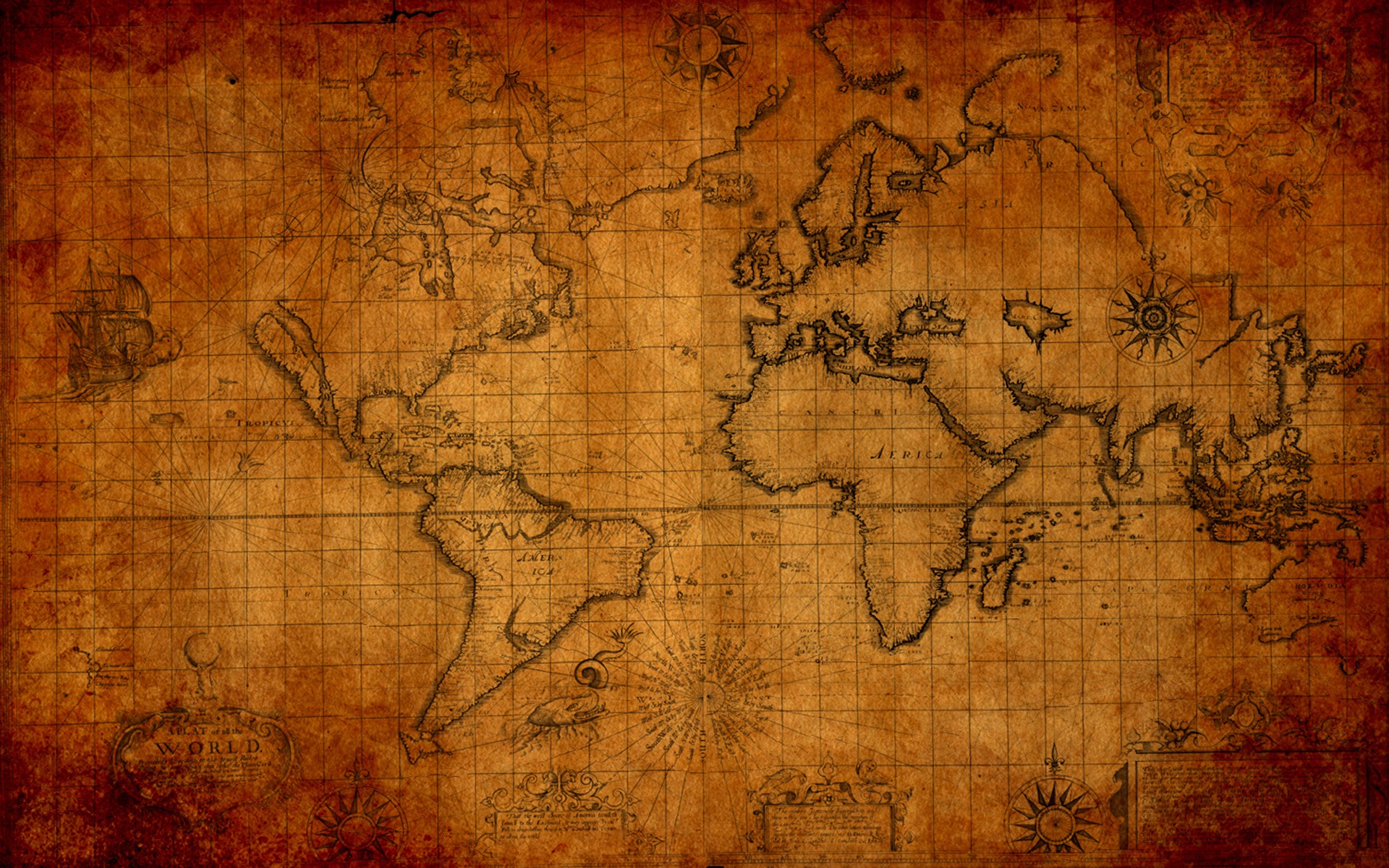 Antique world map wallpaper sf wallpaper vintage world map background jpg 3931 old world map travel with src gumiabroncs Choice Image