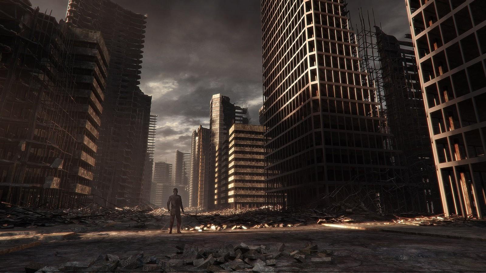 Post Apocalyptic Wallpapers HD - WallpaperSafari