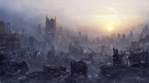 60 Breathtaking Post Apocalypse Artworks - CreativeFan