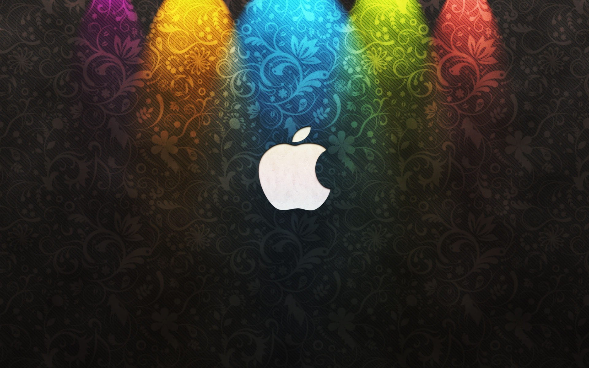 cool apple logo wallpaper #2