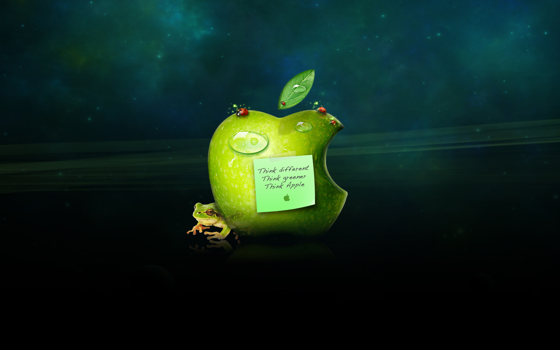 cool apple backgrounds #10
