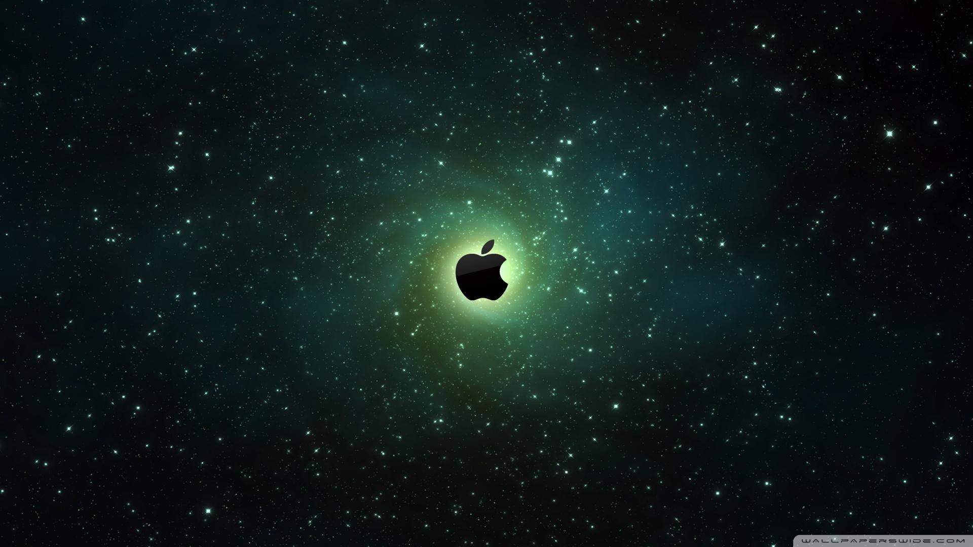 Apple Galaxy HD desktop wallpaper : Widescreen : High Definition