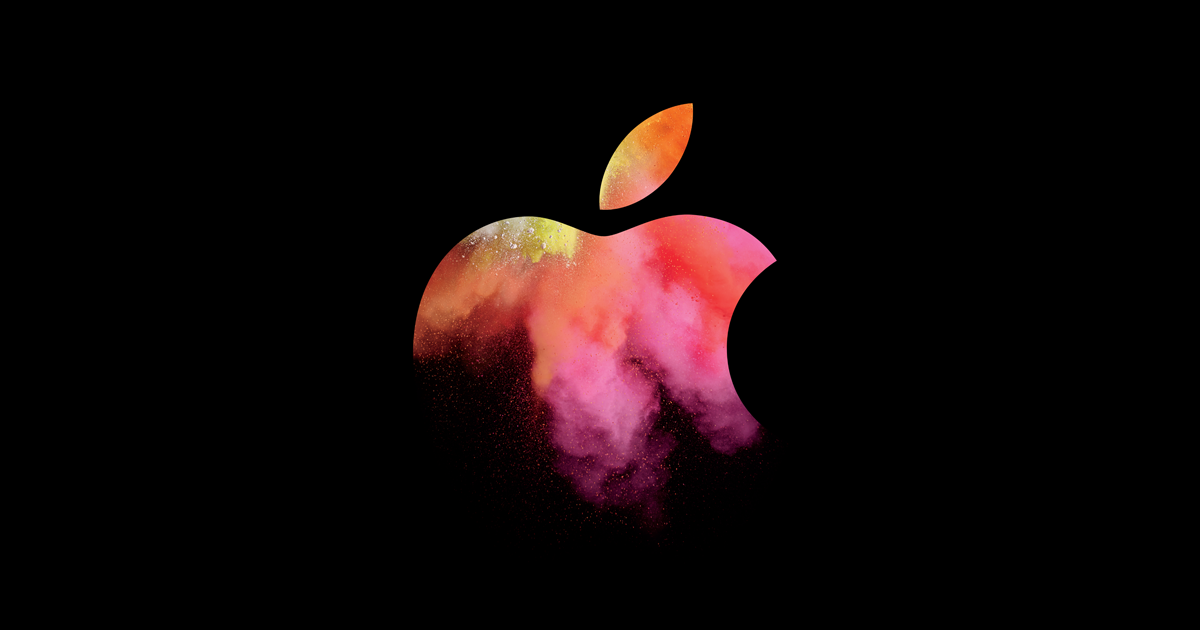 Apple Events - Keynote October 2016 - Apple