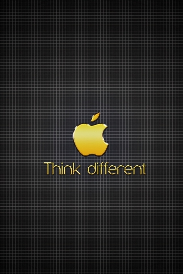 IPhone 5 Wallpaper Apple Logo Black Is A Fantastic HD Src