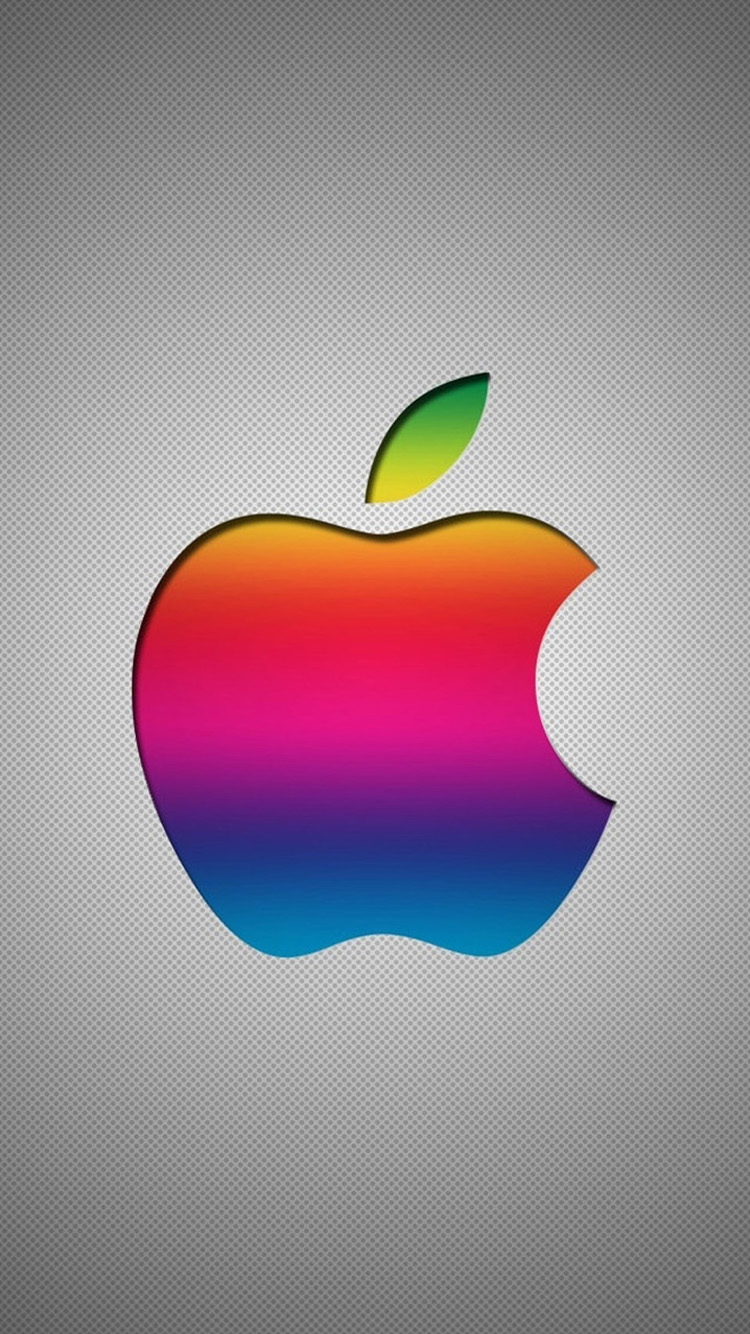 Apple Logo | HD Wallpapers For iPhone 6