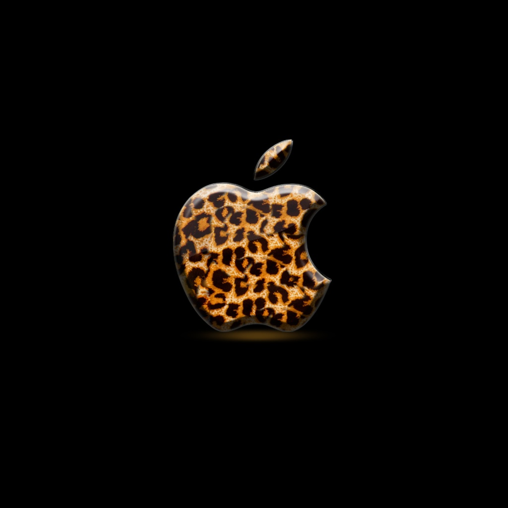 Apple Leopard Wallpapers Group (71+)