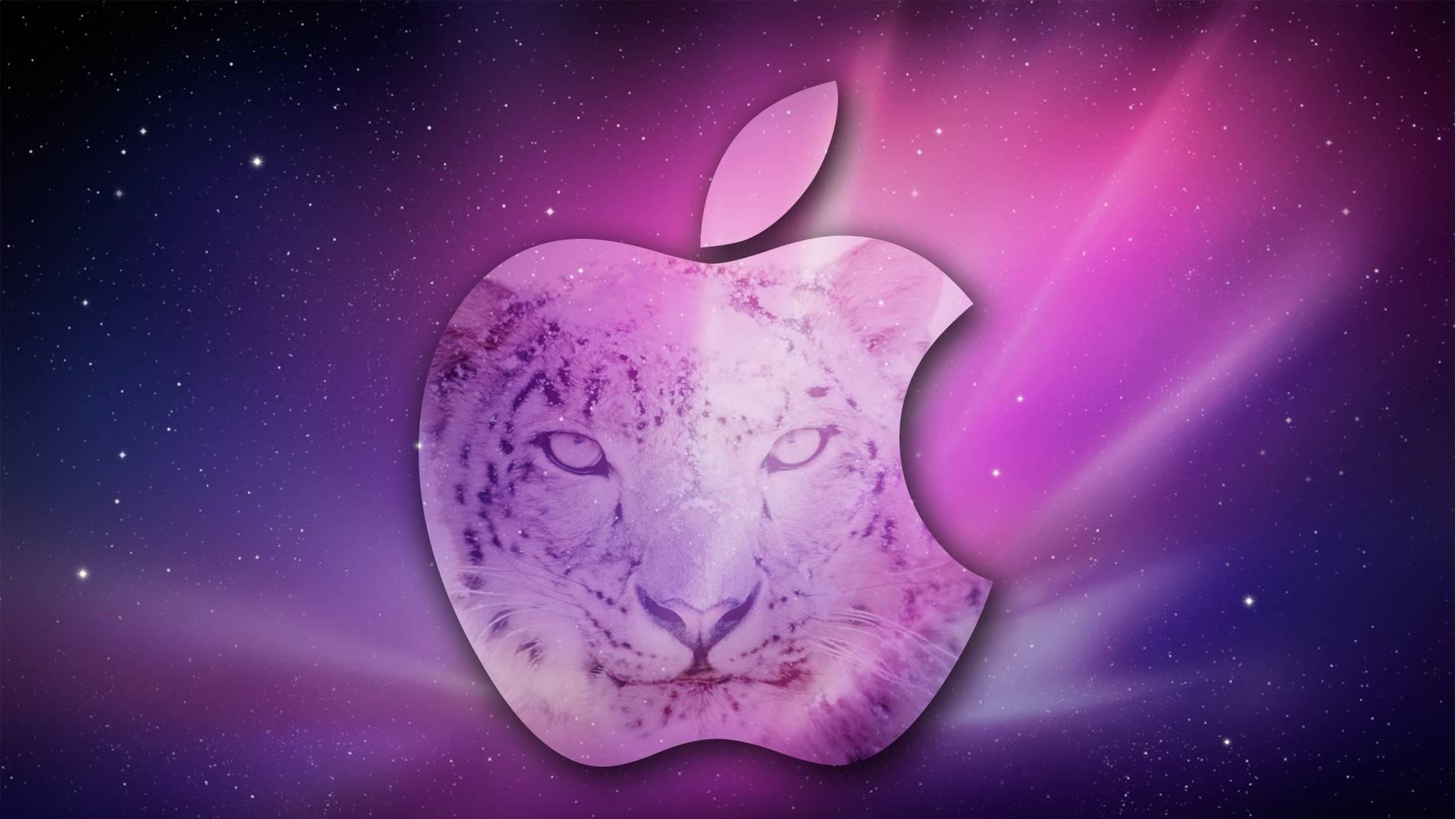 Leopard Wallpaper Apple – Free wallpaper download