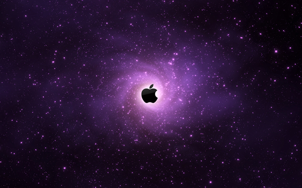 Apple Leopard Wallpaper