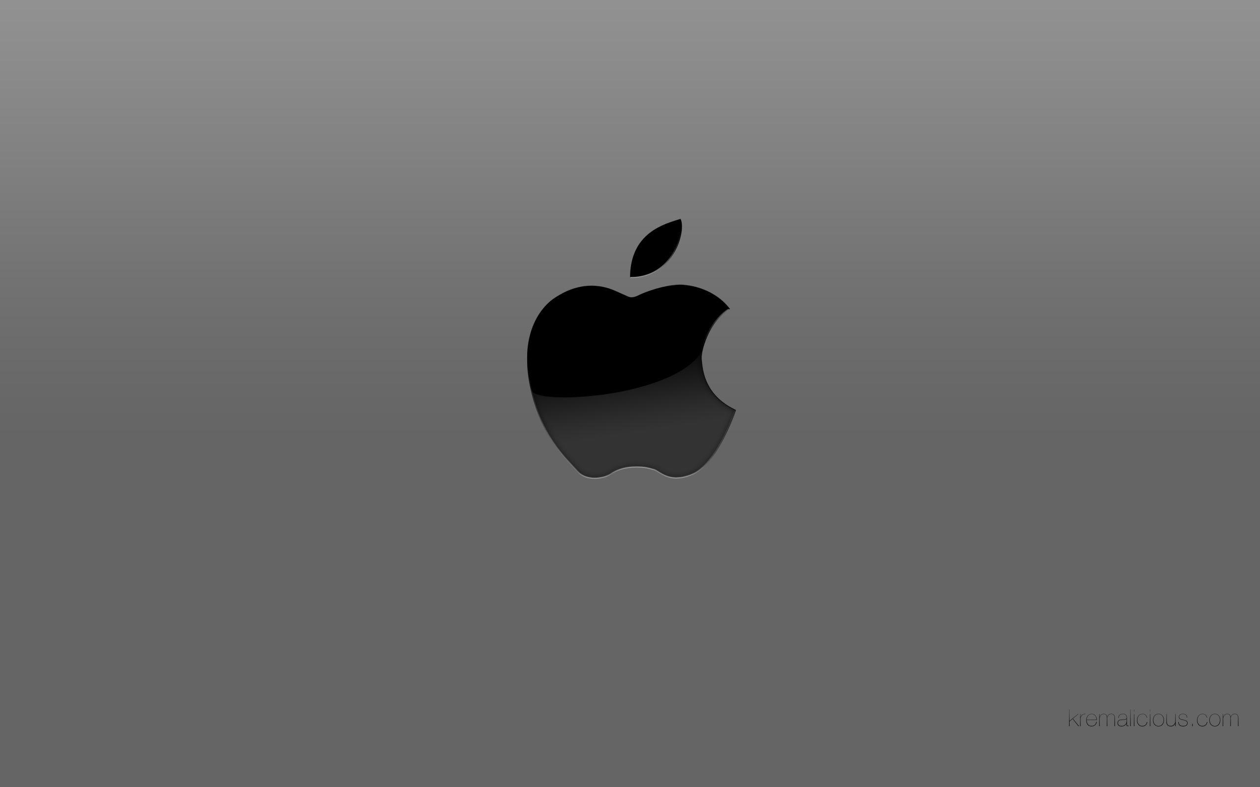 cool apple logo wallpaper #1