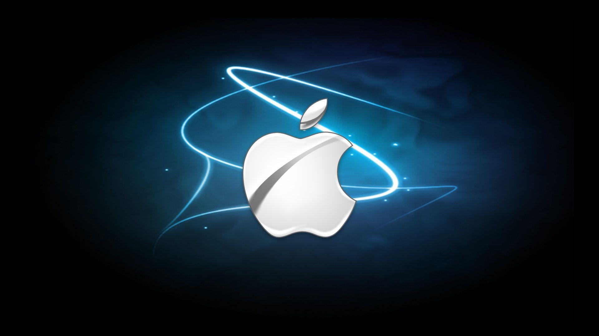 cool apple logo wallpaper #15