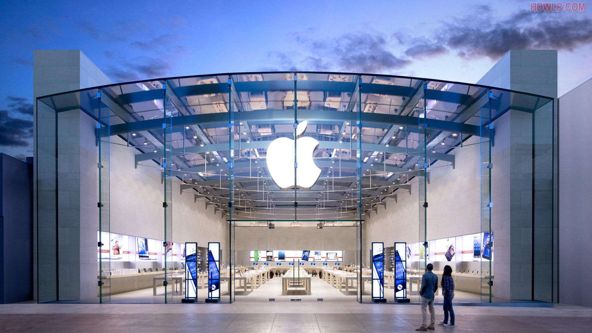 Apple Store HD Wallpaper | HDWLP COM