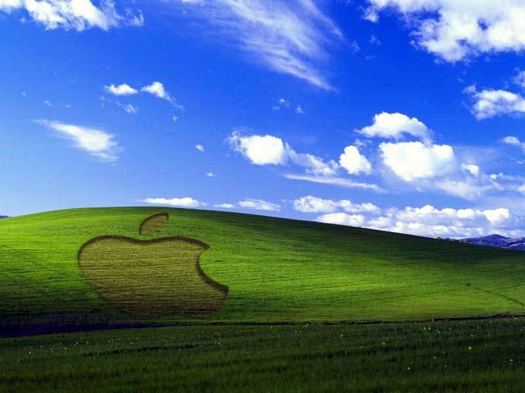 pic new posts: Wallpaper Apple For Windows 7