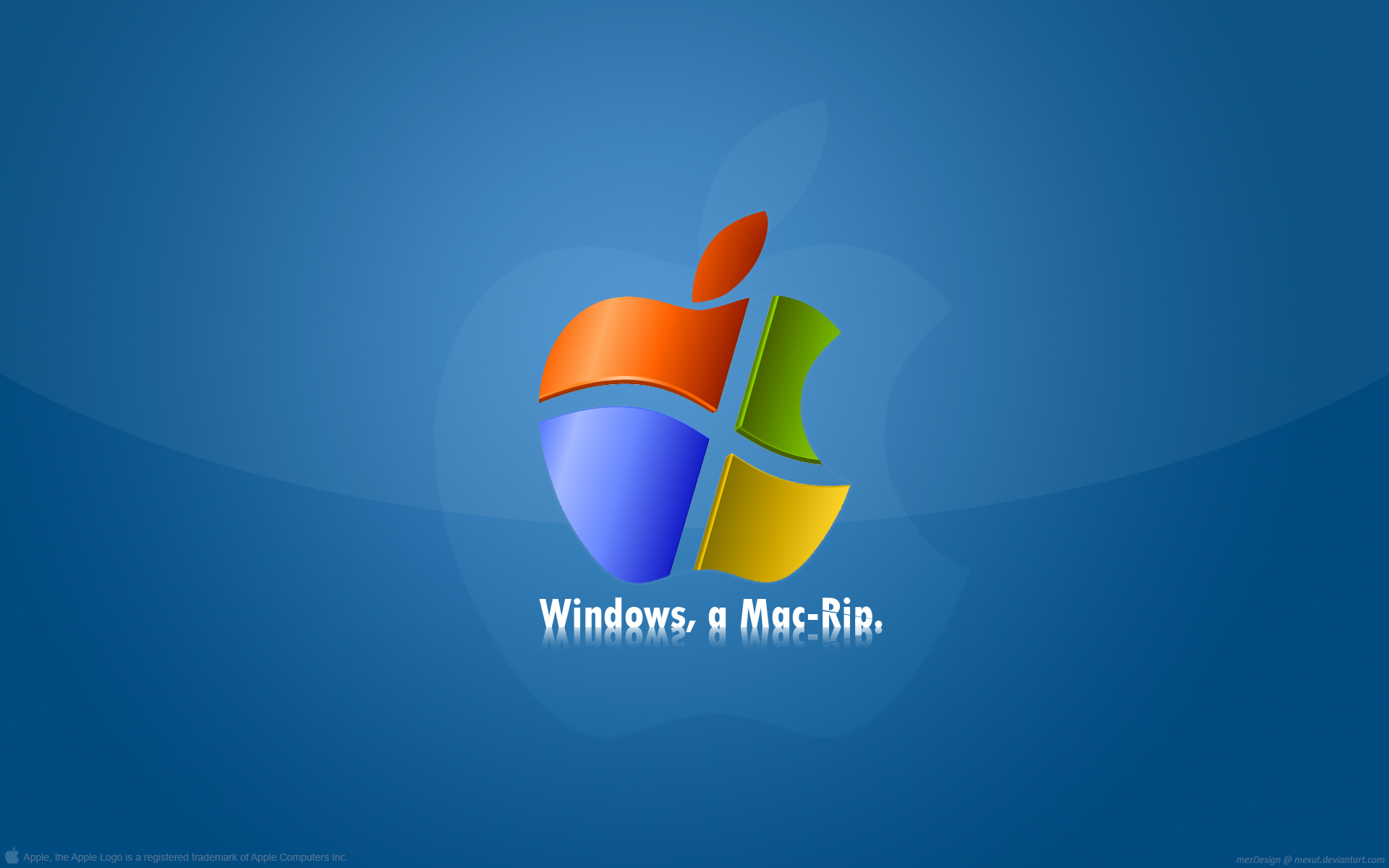 Windows - A Mac-Rip  by MeXuT on DeviantArt