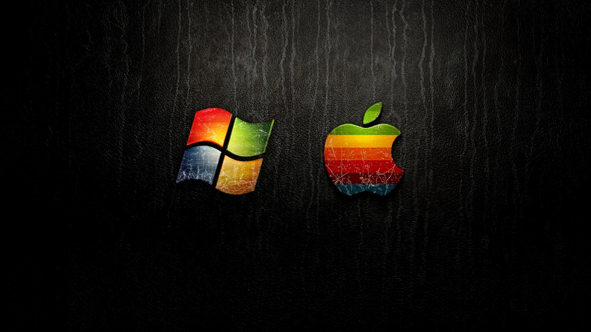 Apple Windows Wallpaper